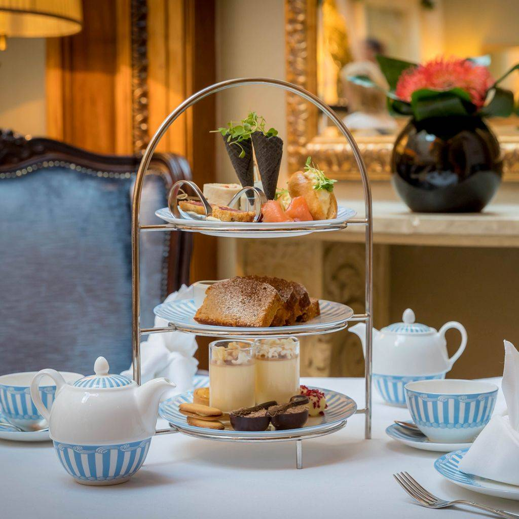A-Most-Peculiar-Afternoon-Tea Westin Hotel Dublin