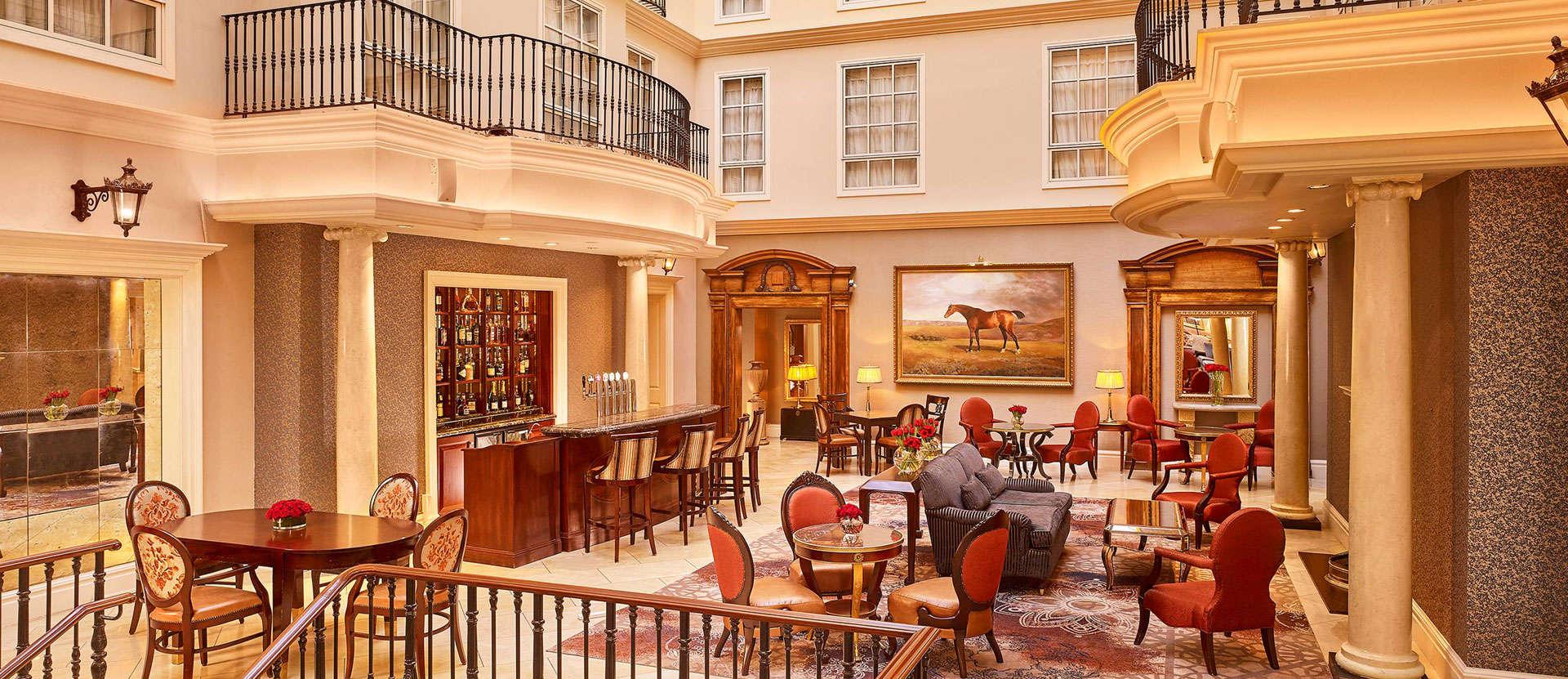 Atrium Lounge Dublin