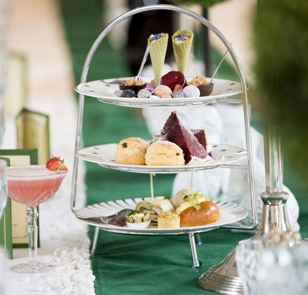 Afternoon Tea Atrium Lounge Dublin