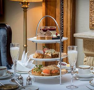 Atrium Lounge Dublin Afternoon Tea