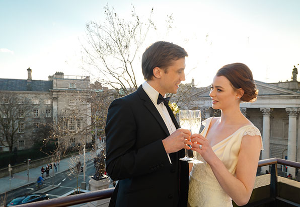 Weddings at the Westin Dublin