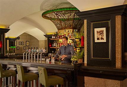 Mint Bar Dublin cocktails