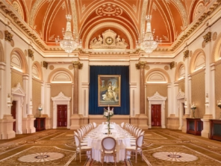 Banking Hall Dublin