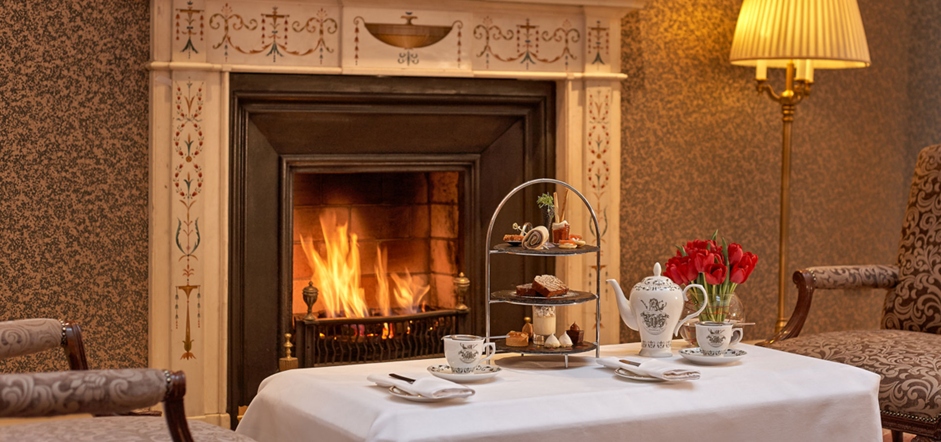 Afternoon Tea in the Atrium Lounge
