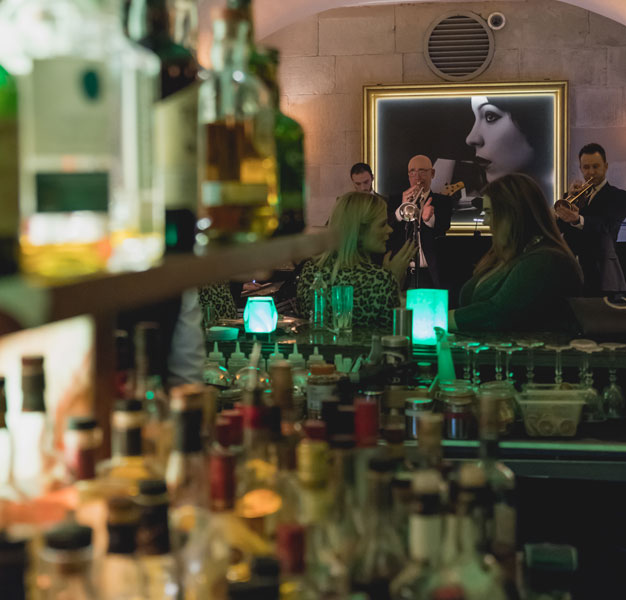 Events at the Mint Bar Dublin