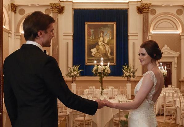 Wedding Venue Dublin Banking Hall