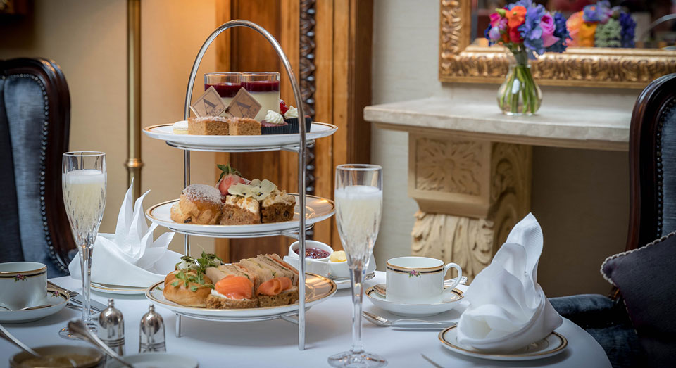 Luxury Afternoon Tea Dublin