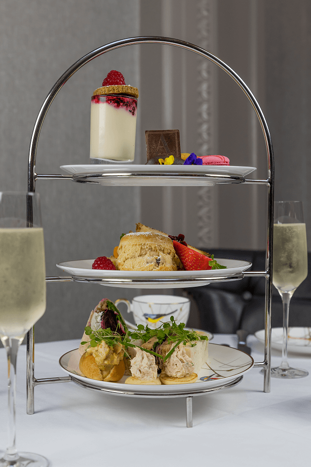 The Atrium Lounge Afternoon Tea