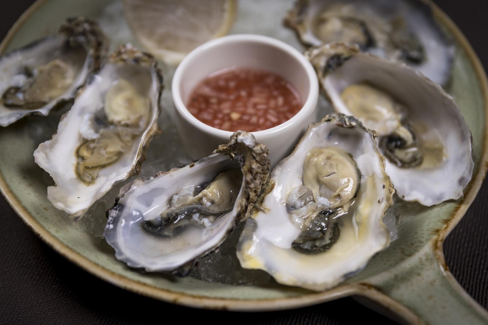 Carlingford Oysters Dublin