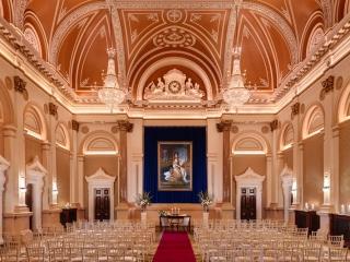 Civil Ceremony Dublin Banking Hall