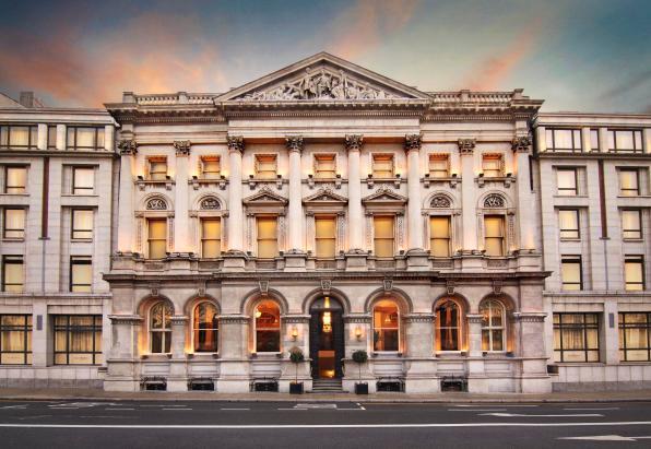 Luxury Wedding Venue Dublin Westin Hotel