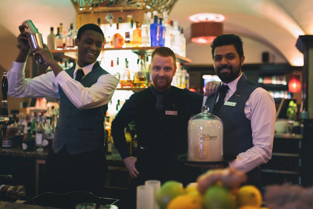 Mint Cocktail Bar Team Dublin