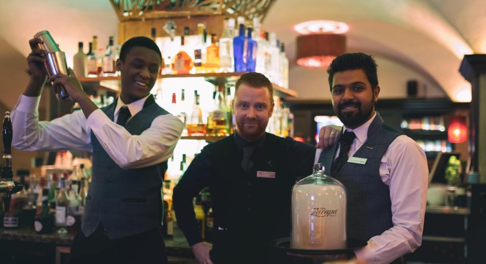 Mint Bar Dublin Centre