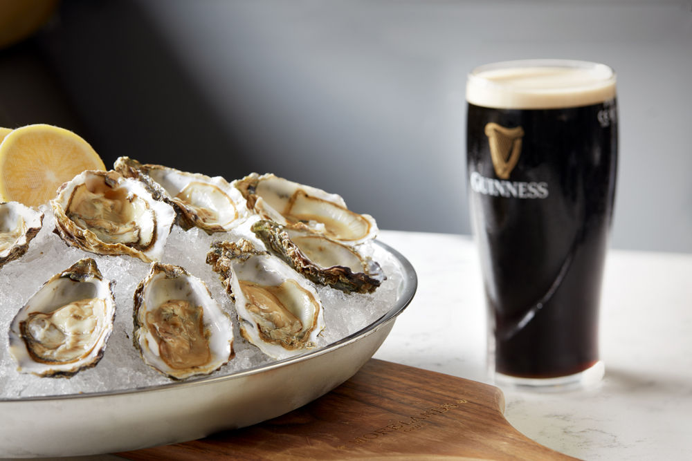 Morelands Grill – Oysters Guinness