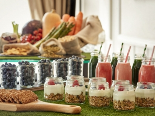 Superfoods Refreshment Break  - Conference Meetings Events Dublin