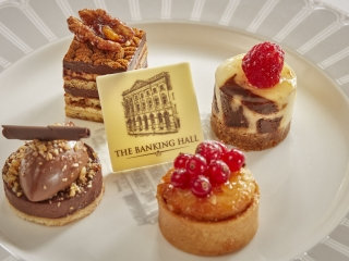 The Banking Hall Assiette of Desserts