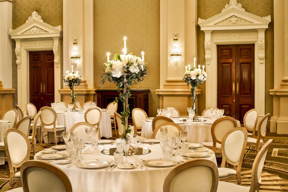 The Banking Hall Banqueting Dublin