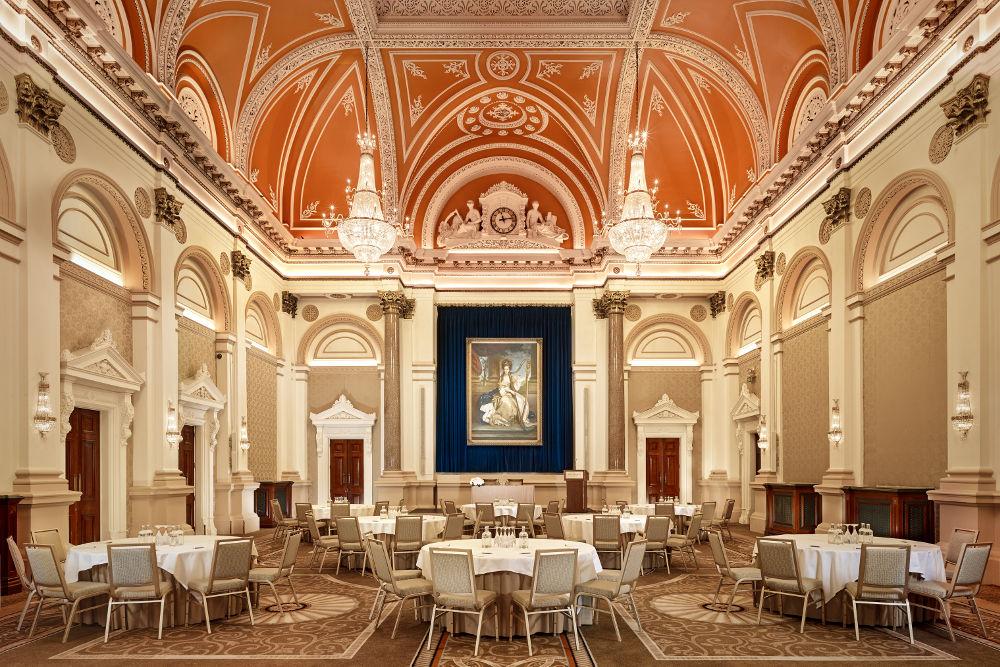The Banking Hall -Cabaret Style