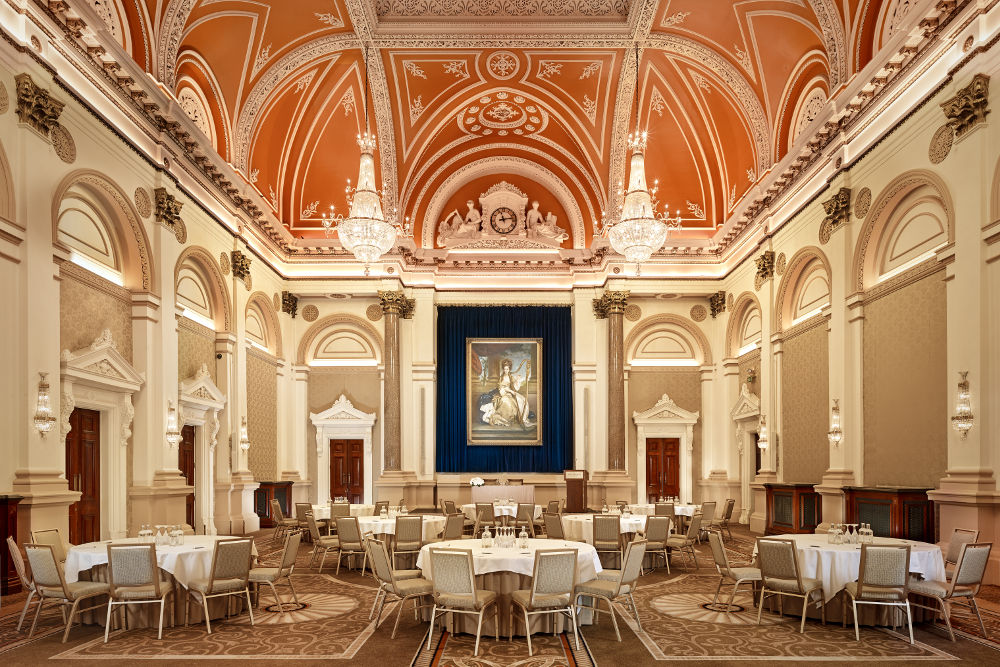 The Banking Hall -Cabaret Style Dublin Meetings