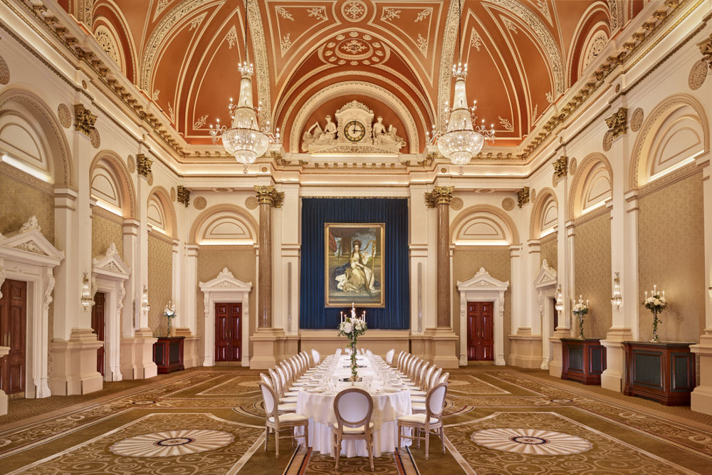The Banking Hall -Executive Dining