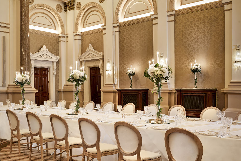 The Banking Hall Executive Dining Dublin