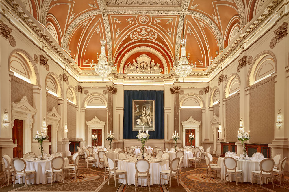 The Banking Hall ; Gala Banqueting