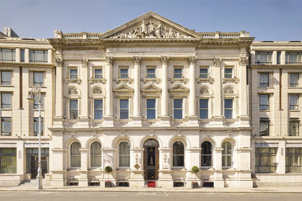 The Banking Hall Dublin Grand Exterior
