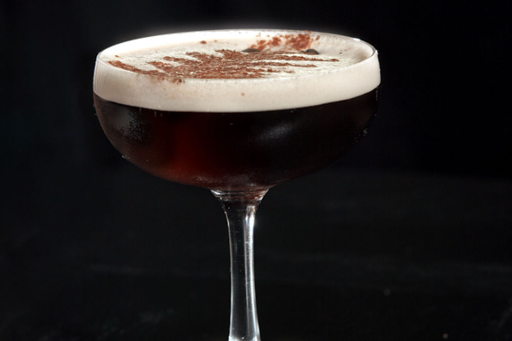 The Mint Bar – Expresso Martini Cocktail