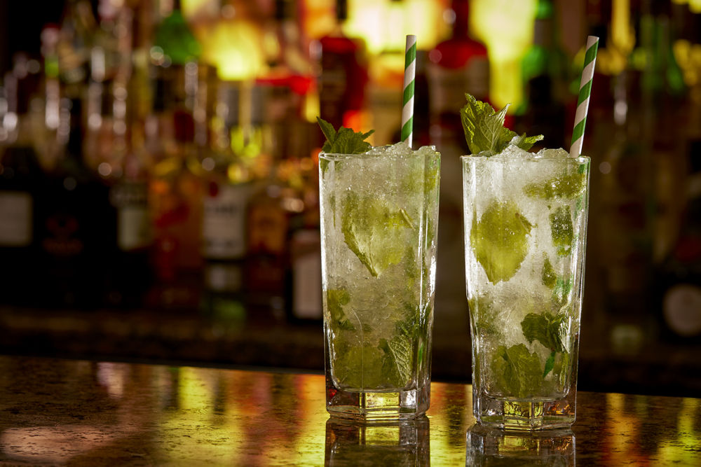 The Mint Bar – Mojito Cocktail