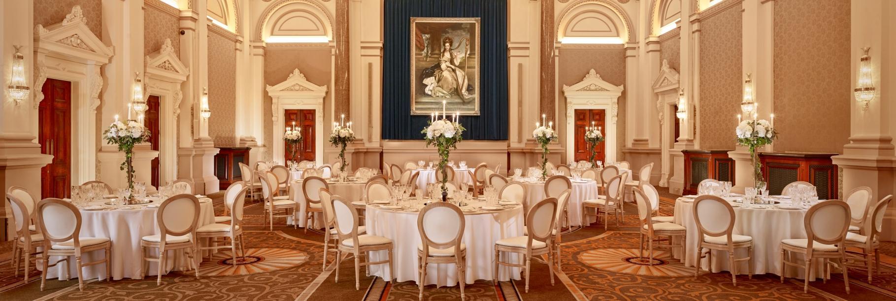 Wedding Venue Dublin -Westin Banking Hall - Gala