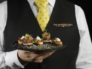 Dublin Wedding-canapes-savory-selection