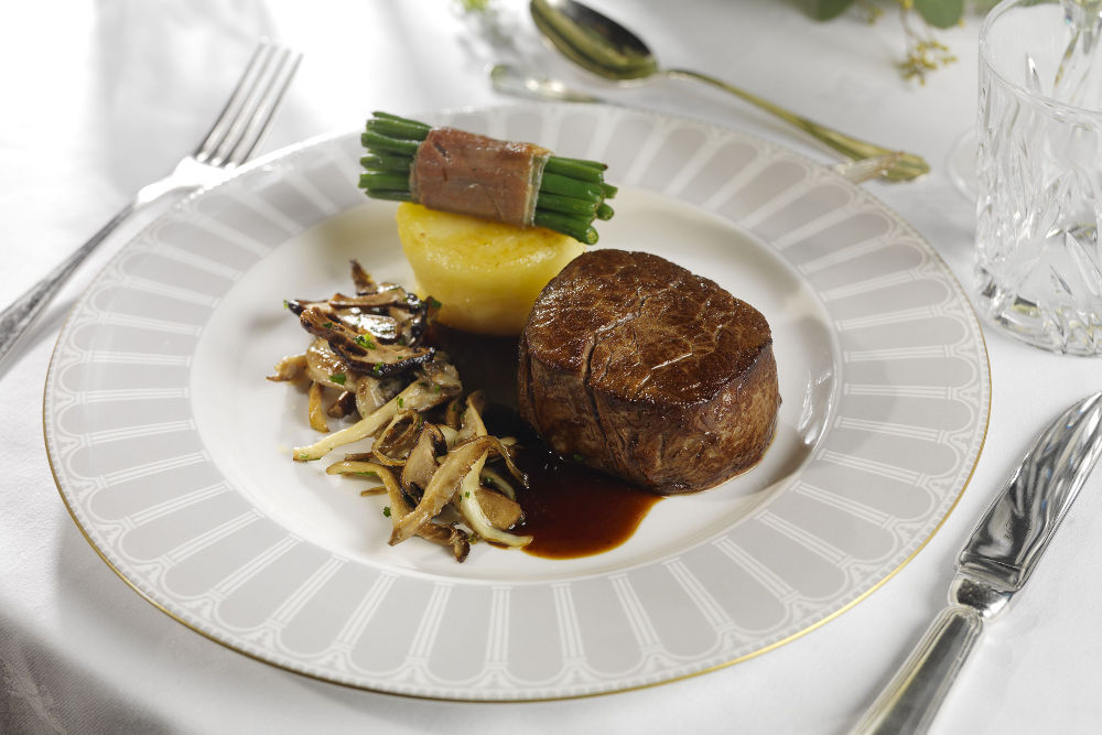 Wedding-main-course; beef-option