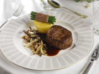 Wedding-main-course Westin Hotel Dublin - Beef