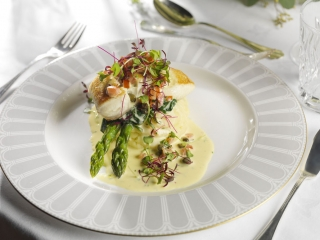 Wedding-main-course Westin Hotel Dublin - Fish