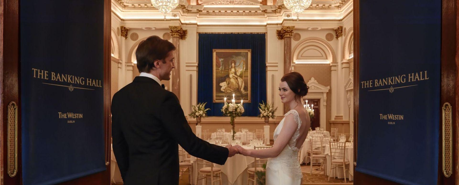 Westin Hotel Plan your wedding in Dublin