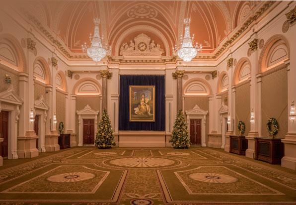 Christmas at Westin Hotel Dublin