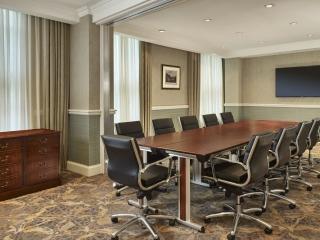 Board Meetings Dublin -The Hapenny Farthing – boardroom style