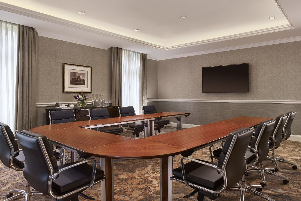 meeting Room Dublin -The Tanner – U – shaped style-