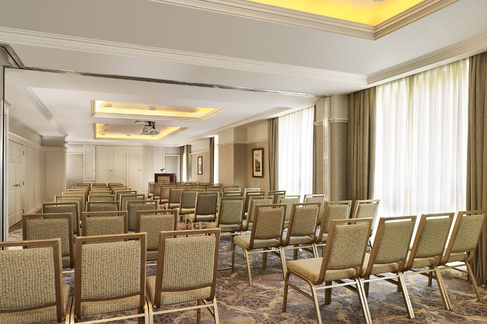 Small Conference Rooms Dublin -The Guinea and Florin – theatre style-