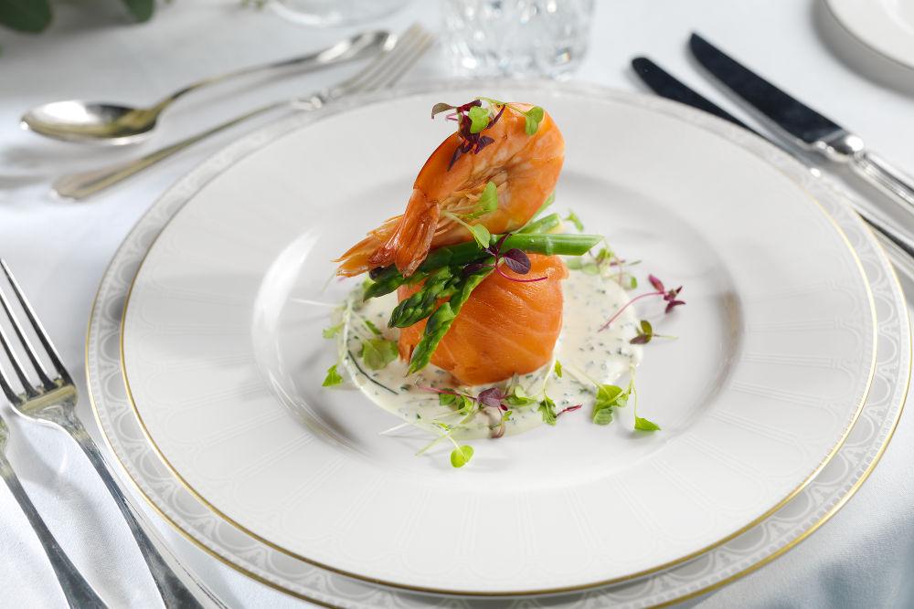 Wedding Starter Fish Option-Wedding Menu Dublin