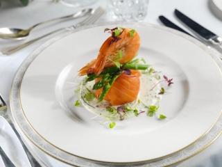 Wedding Starter Fish Option