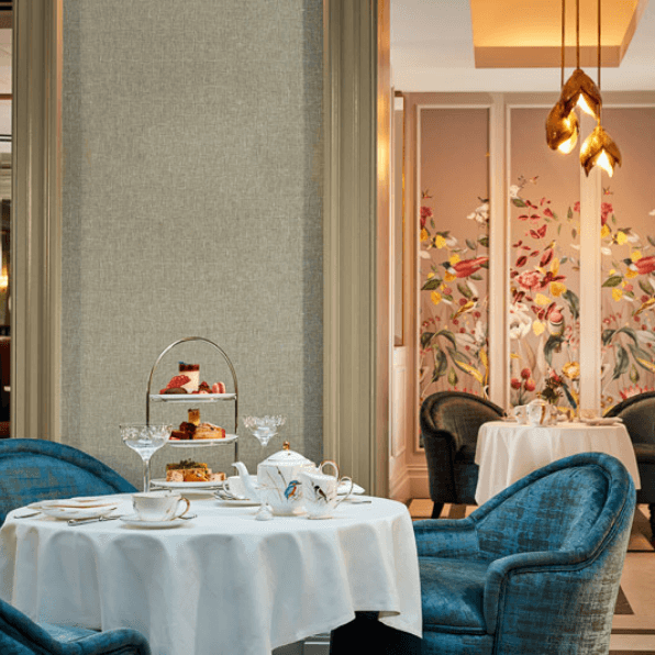 afternoon tea at the atrium lounge