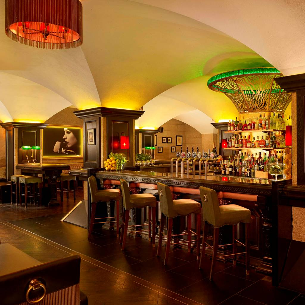 The Mint Bar Cocktail Bar Dublin