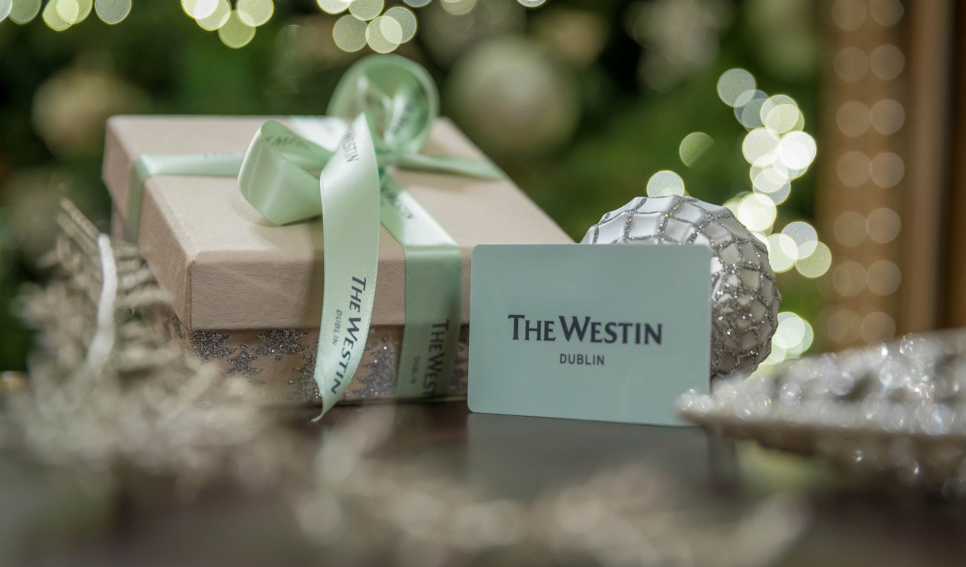 Westin Dublin Gift Voucher