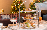 christmas afternoon tea at the atrium lounge with cocktails