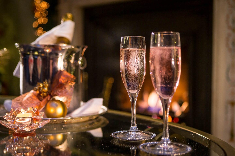 festive drinks at the westin dublin