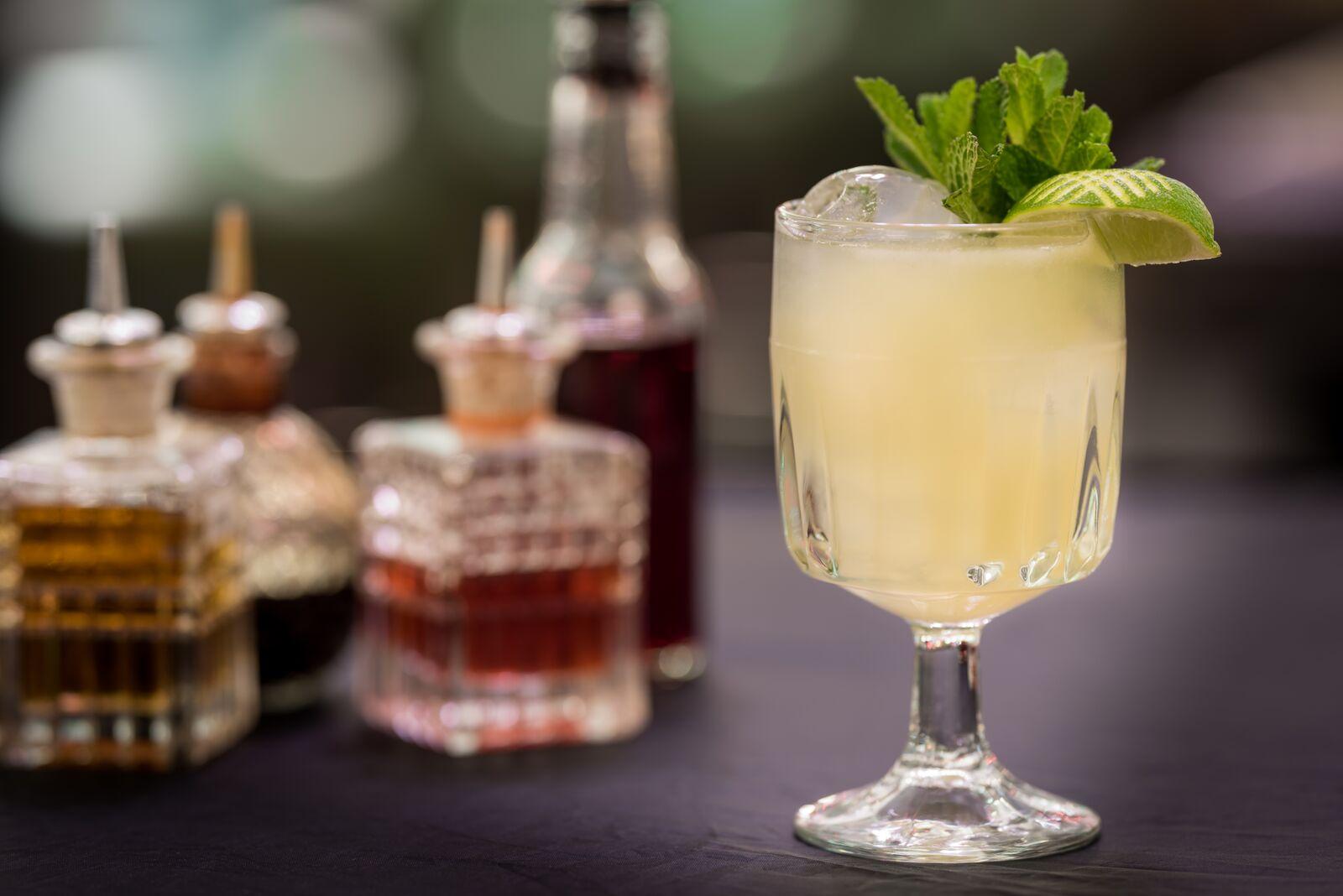 mint 500 cocktail at the mint bar dublin