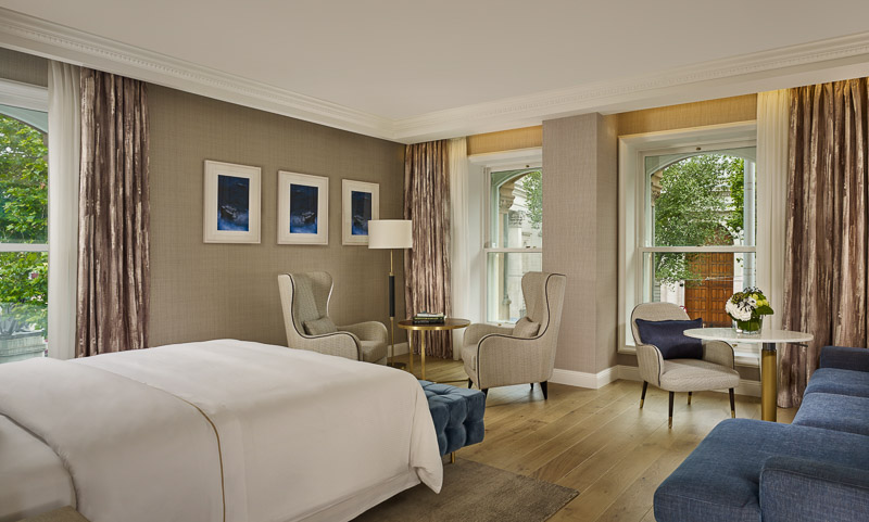Westin Dublin Heritage Junior Suite