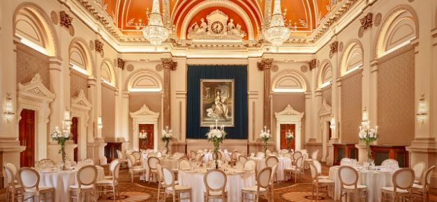 banking hall banqueting