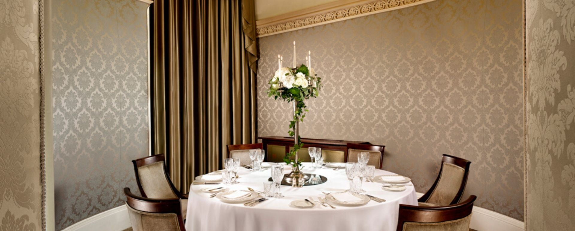 The Teller private dining